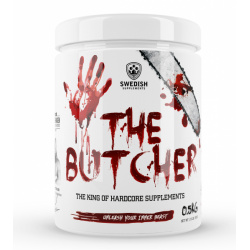 The Butcher Pre-workout - 525g