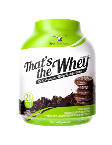 Sport Definition Thats the Whey 2,27kg