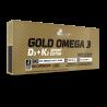 Olimp Gold Omega 3 D3 K2...